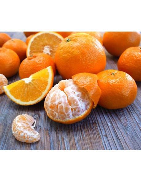 Mixed: 5 Kg mandarins and 10 Kg oranges
