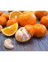 Gemischt: 5 Kg Mandarinen und 10 Kg Apfelsinen